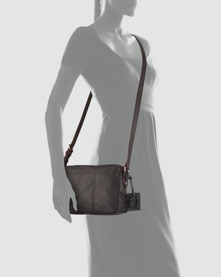 Camera Crossbody Bag, Black
