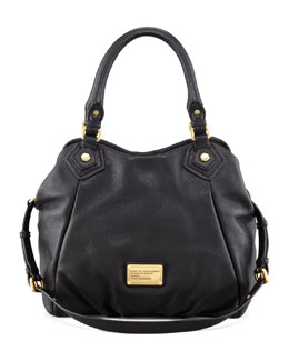 MARC by Marc Jacobs Classic Q Fran Hobo Bag, Black