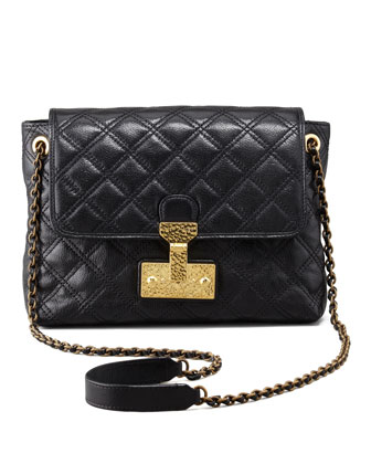 Single Baroque Large Quilted Bag