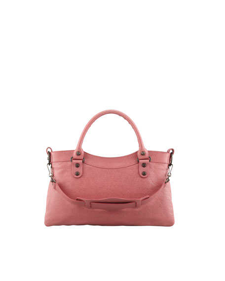 Classic First Bag, Rose Bombon