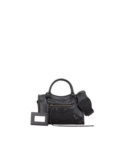 Classic Mini City Bag, Black