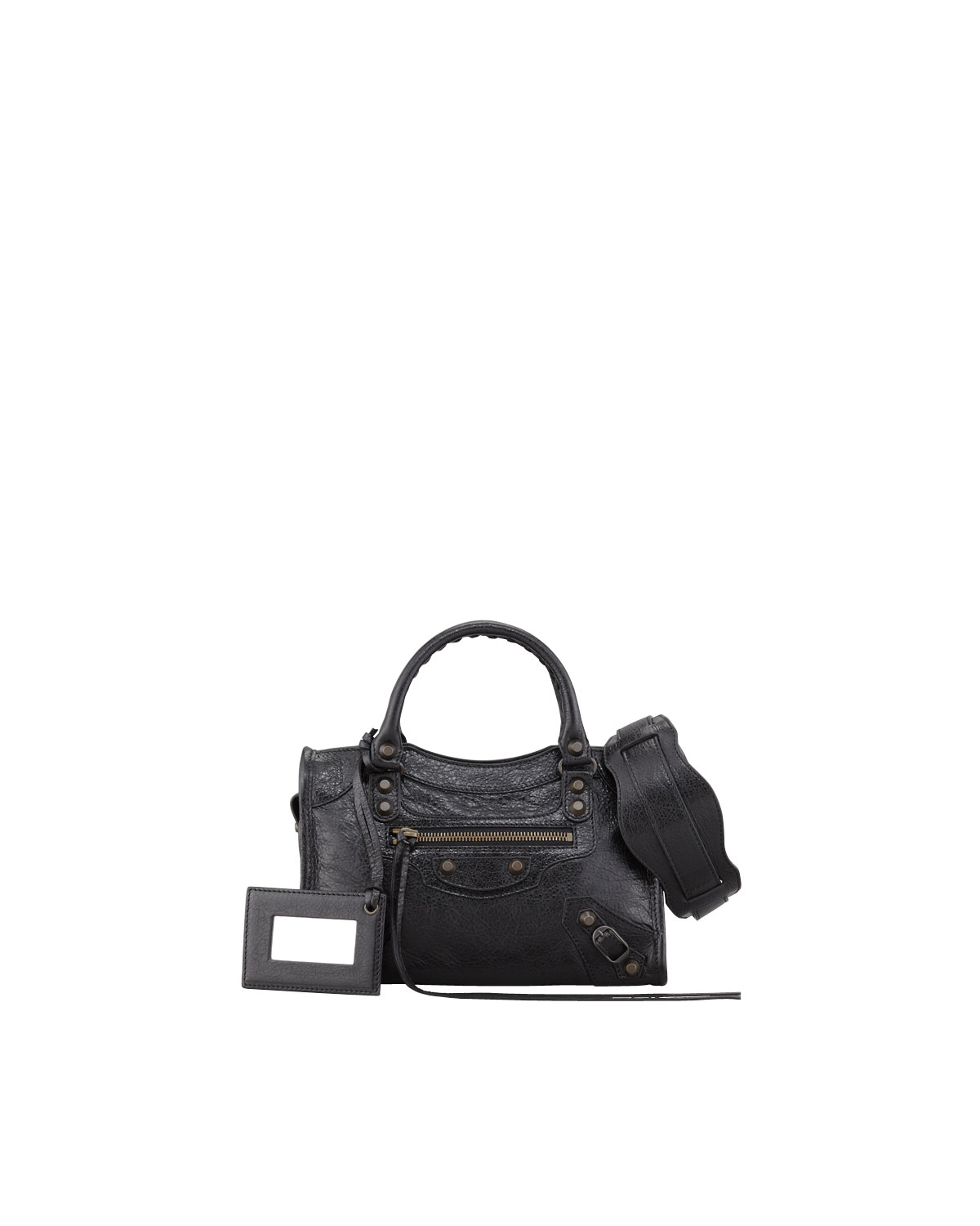 Classic Mini City Bag Black