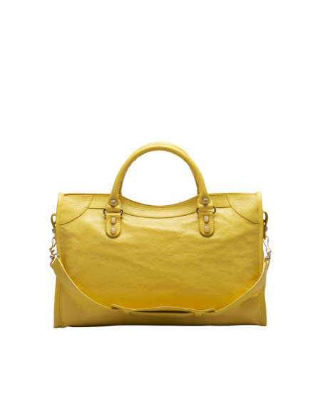Giant 12 Golden City Bag, Curry