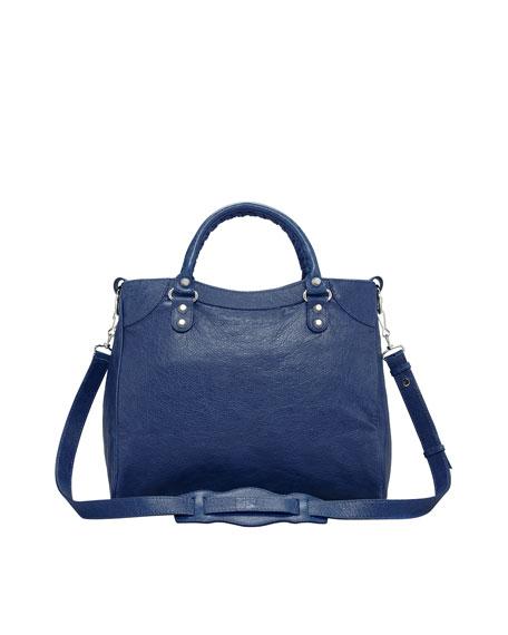 Giant 12 Nickel Velo Bag, Bleu Mineral