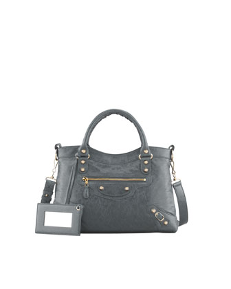 Giant 12 Golden Town Bag, Gris Tarmac