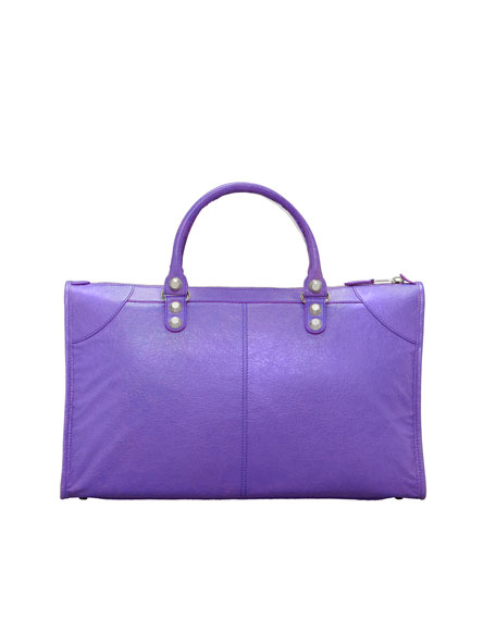 Giant 12 Nickel Work Bag, Mauve