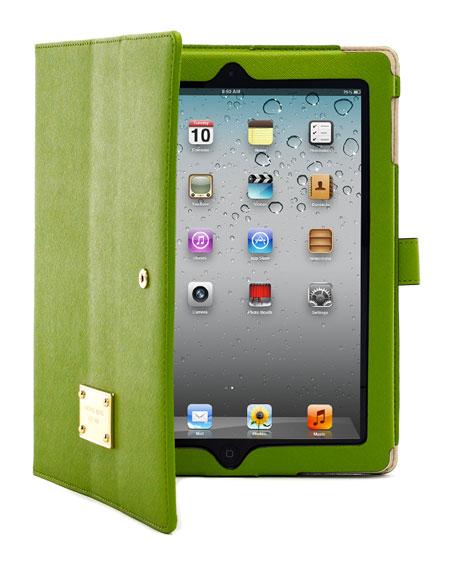 iPad Saffiano Stand