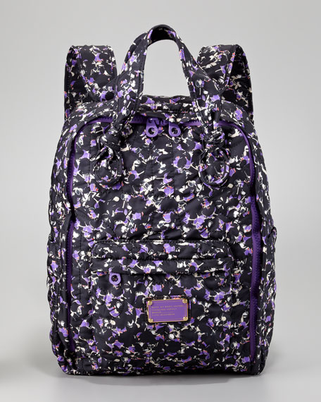 Pretty Nylon Exeter Printed Backpack