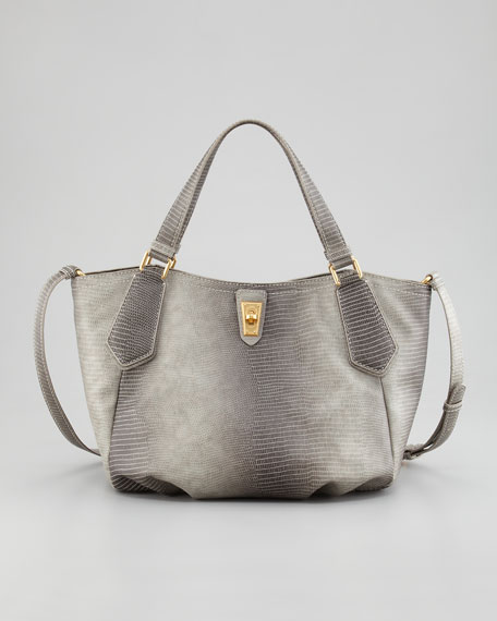 Lizzie Spotless East-West Tote Bag