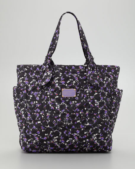 Pretty Nylon Medium Exeter-Print Tote Bag