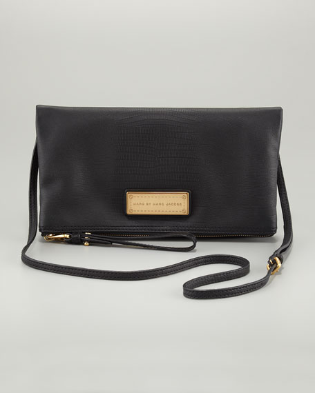 Too Hot To Party Chalky Liz Bag, Black