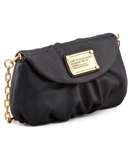 Image 3 of 4: Classic Q Karlie Crossbody Bag, Black