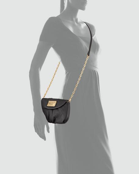 Classic Q Karlie Crossbody Bag, Black