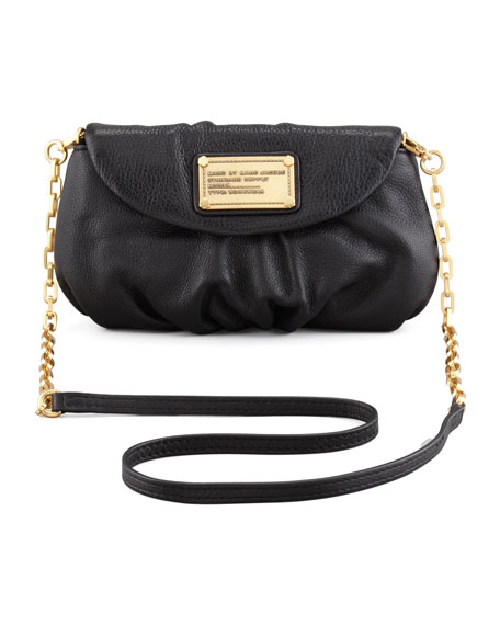 Image 1 of 4: Classic Q Karlie Crossbody Bag, Black