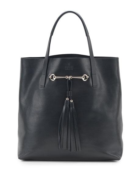 Park Avenue Small Tote Bag, Black
