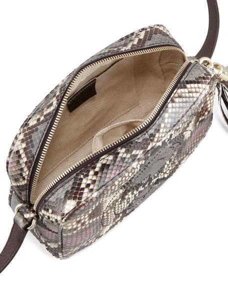 Soho Python Disco Bag