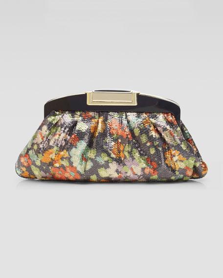 Hannah Sequined Clutch Bag