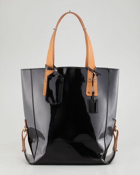Kingsland Tote Bag, Black