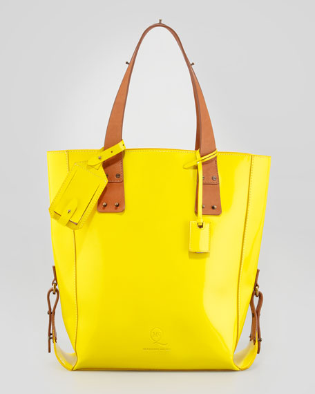 Kingsland Tote Bag, Citrus