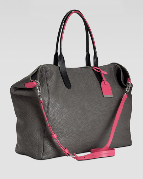 Crosby Shopper, Gull Gray
