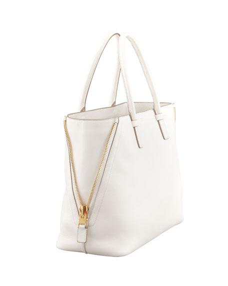 Jennifer Ivory Calfskin Tote Bag
