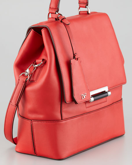 440 Top-Handle Small Satchel, Rooster
