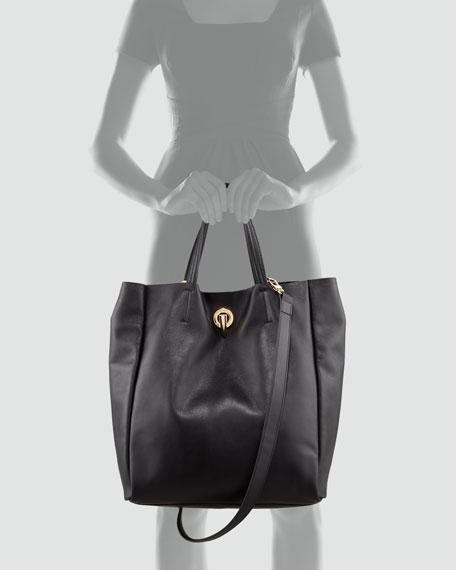 Eve Day Tote Bag, Black