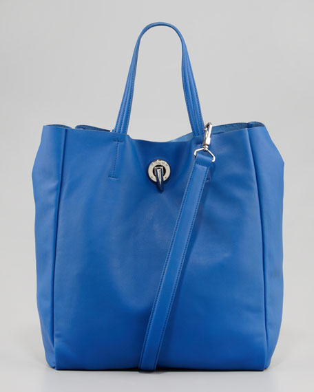 Eve Day Tote Bag, Sapphire