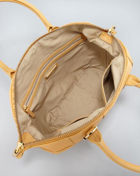 Morrison Small Tote Bag, Maize