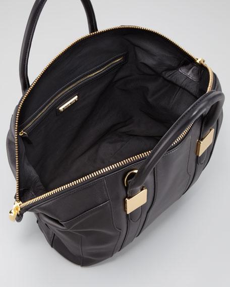 Morrison Medium Tote Bag, Black
