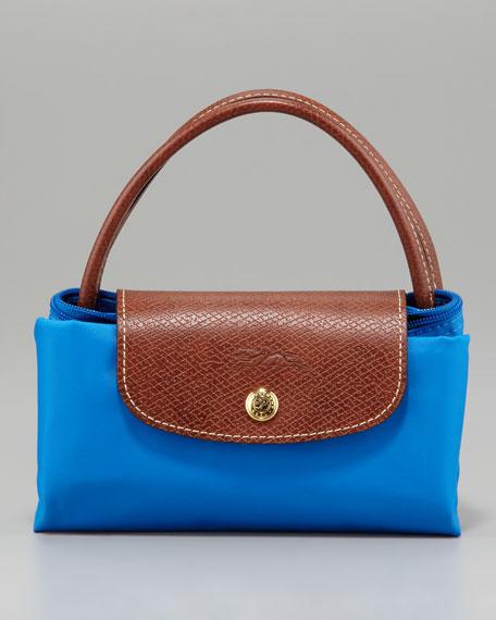 Le Pliage Small Tote Bag, Ultramarine
