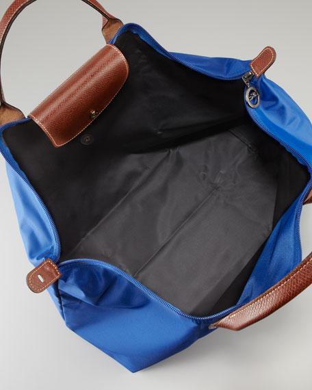 Le Pliage Large Tote Bag, Indigo