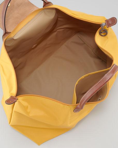 Le Pliage Large Tote Bag, Sunshine