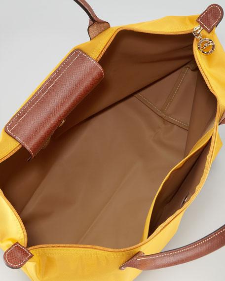 Le Pliage Large Shoulder Tote Bag, Sunshine