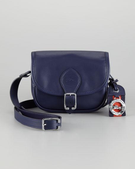 Au Sultan Crossbody Bag, Navy