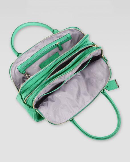 Cole Haan Village Satchel Bag, Green