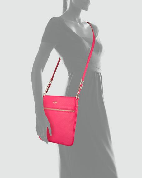 cobble hill ellen crossbody bag, pink