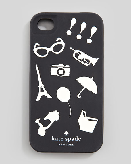 favorite things iPhone 4 jelly case