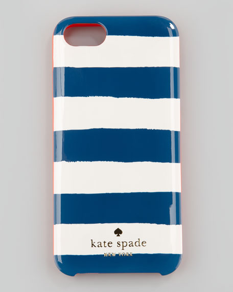 colorblock stripe iPhone 5 case