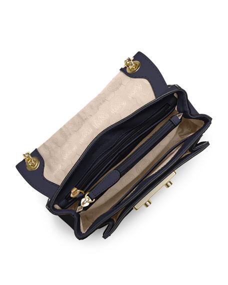 Small Sloan Studded Shoulder Bag