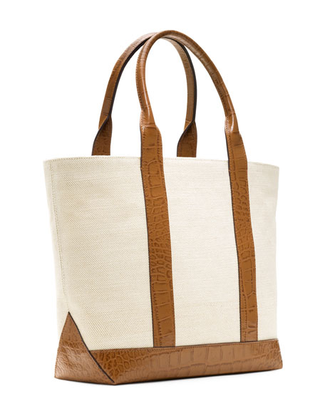 Medium Fulton Canvas Tote