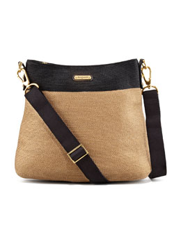 Eric Javits Escape Pouch Crossbody Bag