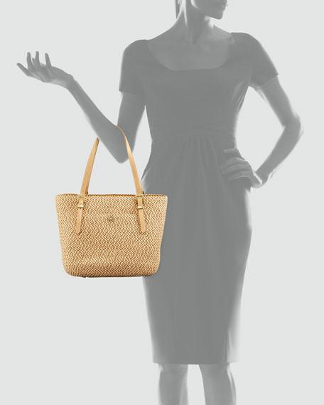 Jav Squishee Tote Bag, Natural