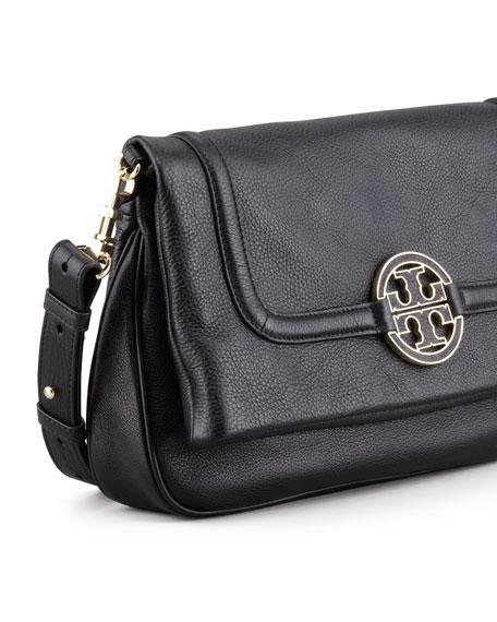 4c6d0ff6ee37b Tory Burch Amanda Fold-Over Messenger Bag