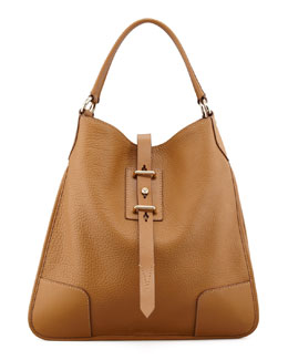 Belstaff Nottingham 38 Hobo Bag, Nutmeg