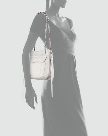 Swing Shoulder Bag, White