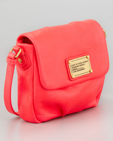 Classic Q Isabelle Crossbody Bag, Pink