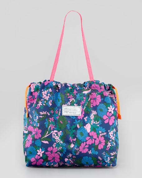 Spot Drew Blossom Drawstring Bag