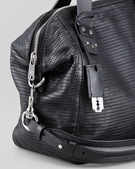 Redchurch Satchel Bag, Black