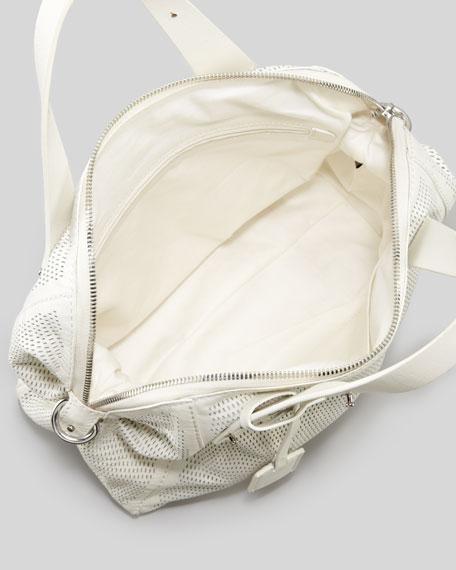 Redchurch Satchel Bag, Eggshell